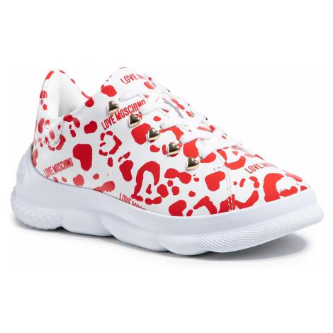 Sneakersy LOVE MOSCHINO - JA15374G0CJE050A Rssoa