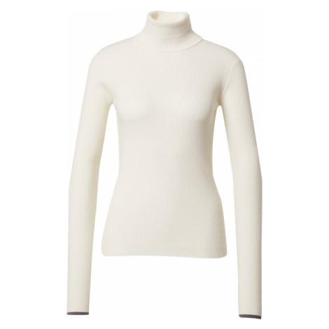 PATRIZIA PEPE Sweter 'Maglia' biały