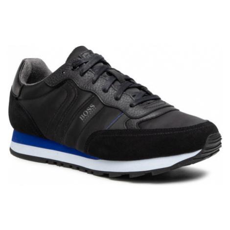 Boss Sneakersy Parkour 50445688 10232529 01 Czarny Hugo Boss