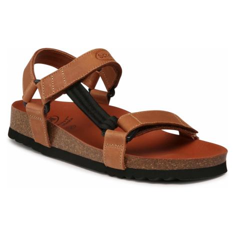 Sandały SCHOLL - Heaven Med F1011 Brown