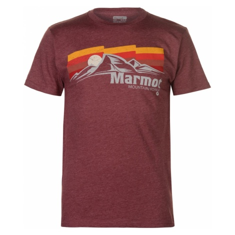 Marmot Sunsettter T Shirt Mens