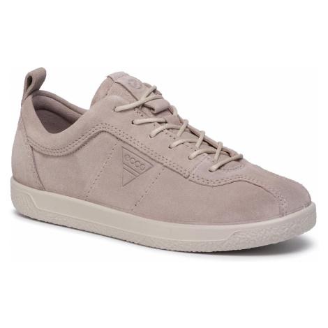Sneakersy ECCO - Soft 1 W 40050305386 Grey Rose