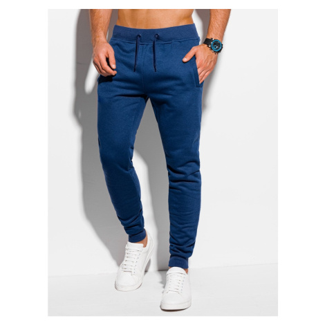 Spodnie dresowe męskie Edoti P928