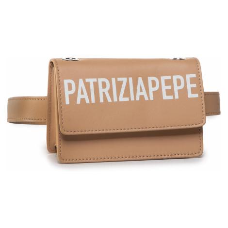 Saszetka nerka PATRIZIA PEPE - 2V9347/A6P8-B685 Pompei Beige