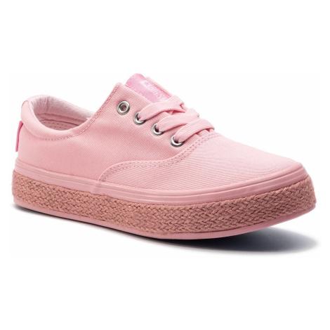 Espadryle BIG STAR - DD274641 Pink