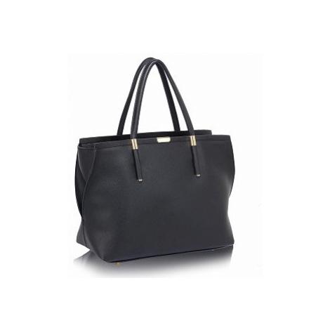L&S Fashion LS00277 přes rameno černá