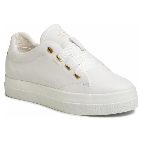 Sneakersy GANT - Avona 20531501 Bright White G290