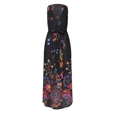 Desigual Sukienka 'Vest_Magda' mieszane kolory / czarny