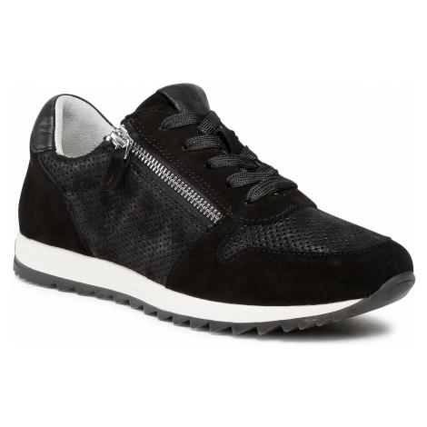 Sneakersy CAPRICE - 9-23719-26 Black Comb 019