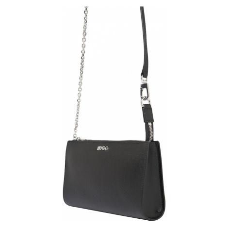HUGO Torba na ramię 'Victoria Minibag C-F 101880' czarny Hugo Boss