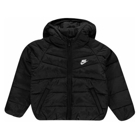 Kurtka chłopięca Nike Hooded