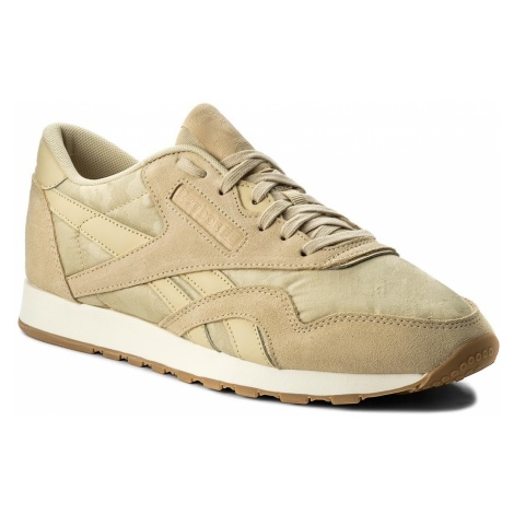 Buty Reebok - Cl Nylon Sg BS9568 Straw/Chalk
