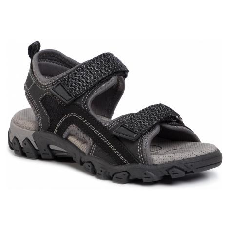 Sandały SUPERFIT - 6-00451-00 S Schwarz