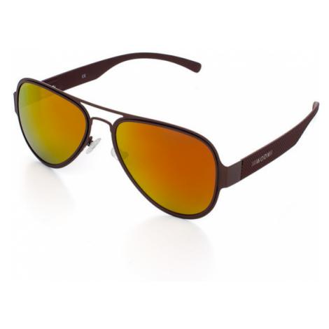 Okulary Przeciwsłoneczne Unisex | Czarny Radiatus Fuscus Woox