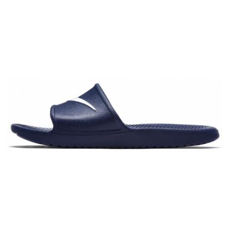 Klapki męskie Nike Kawa Shower - Niebieski
