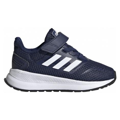 Adidas Runfalcon I Dziecięce Granatowe (EG6153)