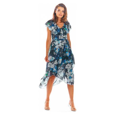 Sukienka damska Awama A308
