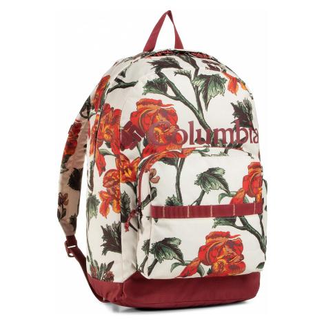 Plecak COLUMBIA - Zigzag 22L Backpack UU0086 Beżowy Kolorowy