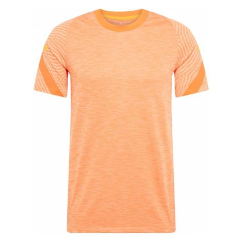 NIKE Koszulka funkcyjna różowy pudrowy / pomarańczowy