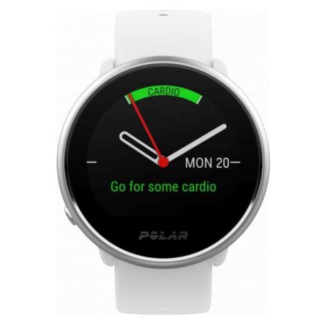 POLAR IGNITE biały S - Zegarek sportowy z GPS i pomiarem tętna