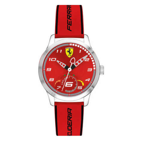 Scuderia Ferrari Zegarek Pitlane 860004 Czerwony