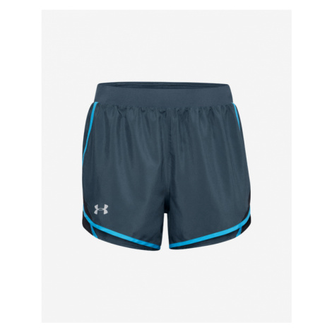 Under Armour Fly-By 2.0 Szorty Niebieski
