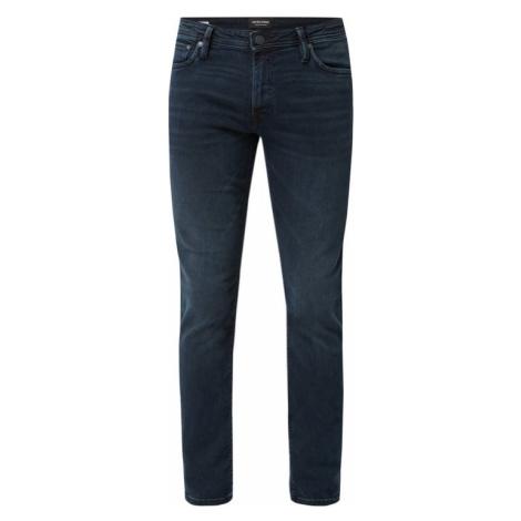 Jeansy barwione o kroju slim fit Jack & Jones