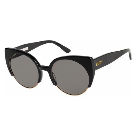 okulary Roxy Moondust - XKSS/Shiny Black/Gray