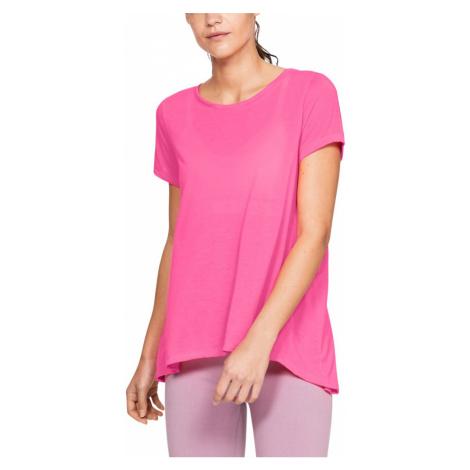 Under Armour Whisperlight Koszulka Różowy