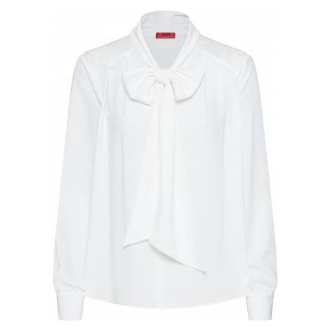 HUGO Bluzka 'Cessica' biały Hugo Boss