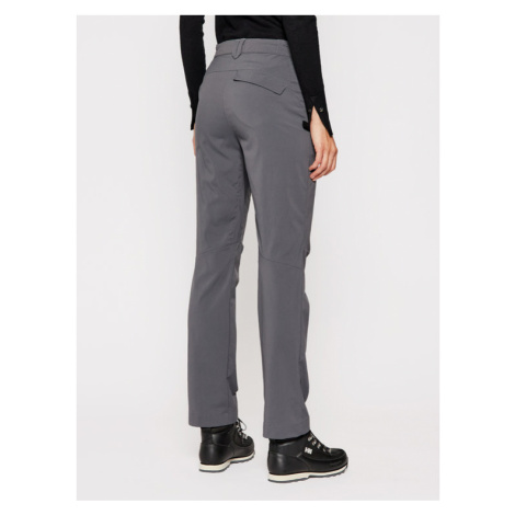 Jack Wolfskin Spodnie outdoor Activate Light 1503842 Szary Regular Fit