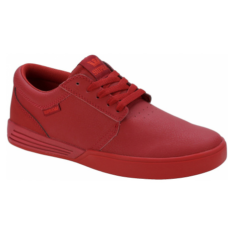 buty Supra Hammer - Red/Red