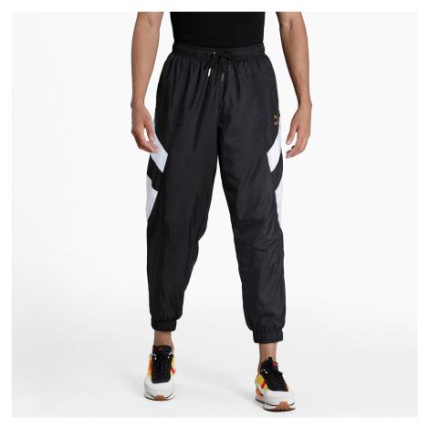 PUMA Męskie Spodnie Dresowe TFS Z Kolekcji Unity, Czarny, Odzież