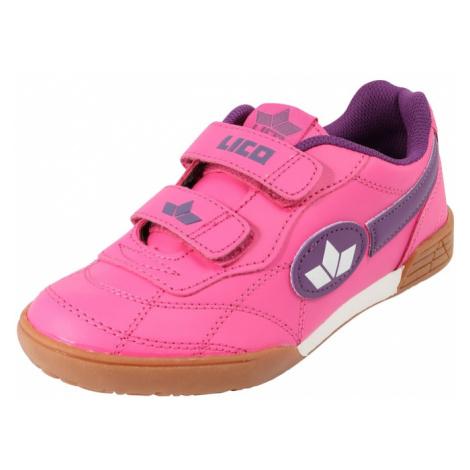 LICO Buty sportowe 'Bernie V' różowy pudrowy