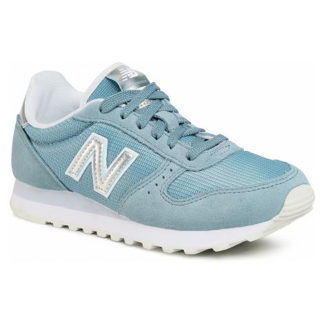 Sneakersy NEW BALANCE - WL311BNC Niebieski