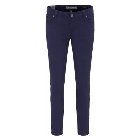 BROADWAY NYC FASHION Spodnie 'LOU 2859' ciemny niebieski