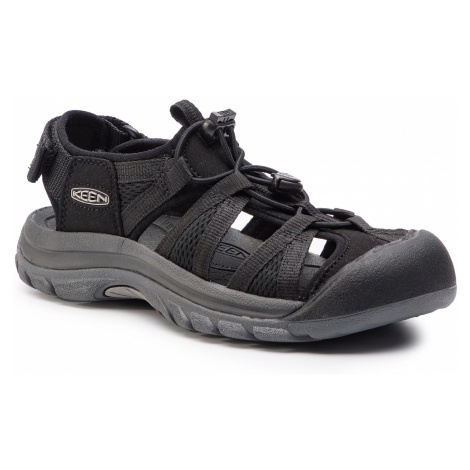 Sandały KEEN - Venice II H2 1018846 Black/Steel Grey