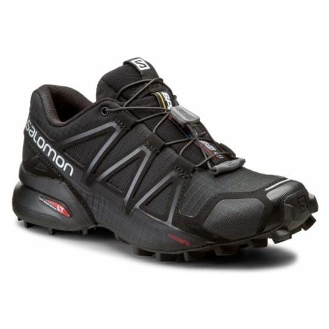 Buty SALOMON - Speedcross 4 W 383097 20 V0 Black/Black/Black Metallic