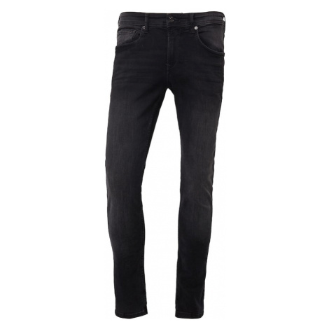 TOM TAILOR DENIM Jeansy 'Culver' czarny denim