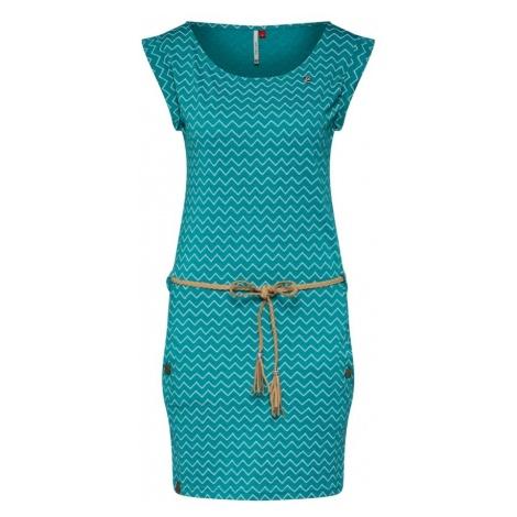 Ragwear Letnia sukienka 'Tag Zig Zag' beżowy / nefryt
