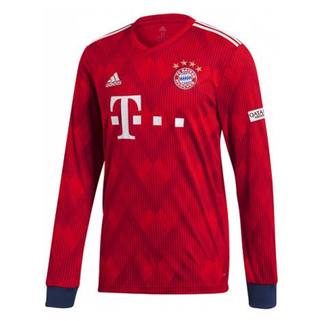 """Koszulka adidas FC Bayern Monachium H 18/19 Replica LS (CF5430)"""