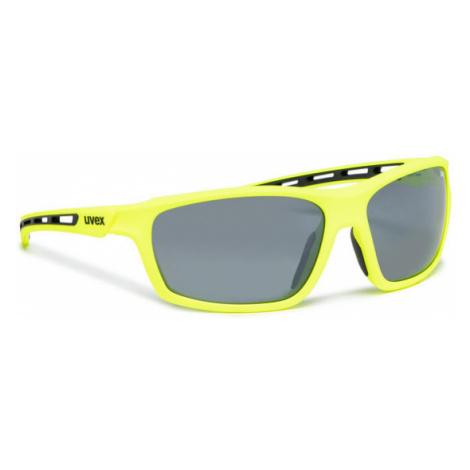 Uvex Okulary przeciwsłoneczne Sportstyle 229 S5320686616 Żółty