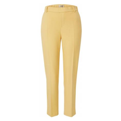 MOS MOSH Spodnie 'Gerry Twiggy Pant' złoty żółty
