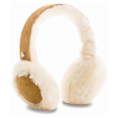 Nauszniki UGG - W Sheepskin Bluetooth Earmuff 17651 Chestnut