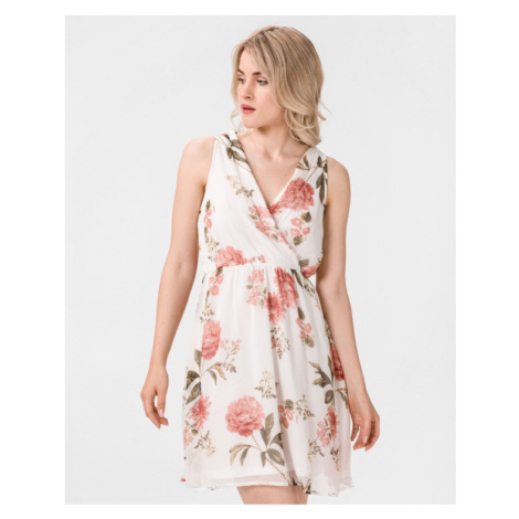 Vero Moda Lucca Sukienka Biały