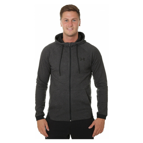 bluza Under Armour Unstoppable 2X Knit Zip - 001/Black