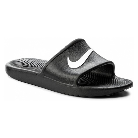 Klapki NIKE - Kawa Shower 832655 001 Black/White