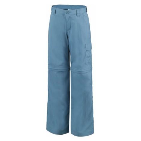 Columbia SILVER RIDGE III CONVERTIBLE PANT - Spodnie z odpinanymi nogawkami dziecięce