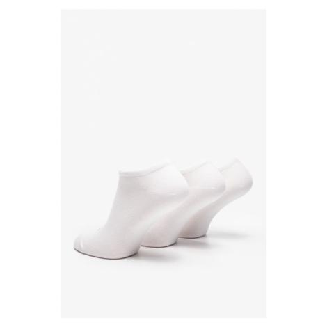 Skarpety 3Pack adidas Trefoil Liner 273 White