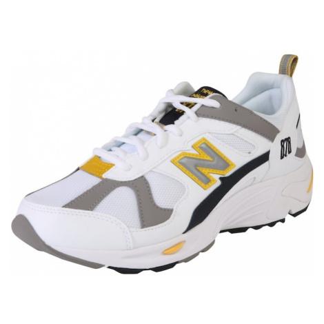 New Balance Trampki niskie 'CM878' neonowo-żółty / biały